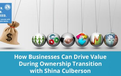 How Businesses Can Drive Value During Ownership Transition